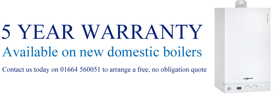Free 5 Year Warranty Upgrade